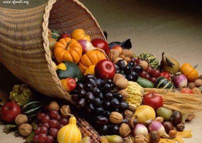 Színes gyümölcsök