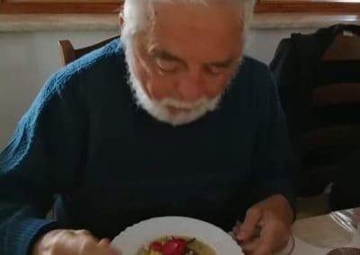 Virágszirmos főzelék